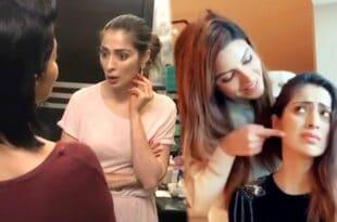 Laxmi Rai's Goofy Fun Videos with her Girlfriends