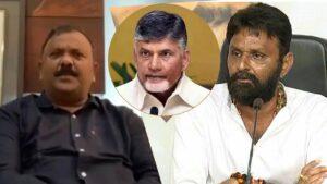 TDP Counter to Kodali Nani Abuses on Chandra Babu Naidu