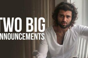 Two Big Announcements By Vijay Devarakonda To Help People In Lock down
