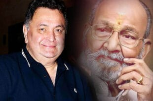 K Viswananadh and Rishi Kapoor