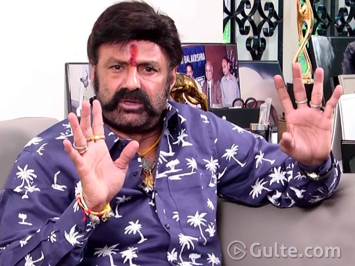 Balakrishna Interview