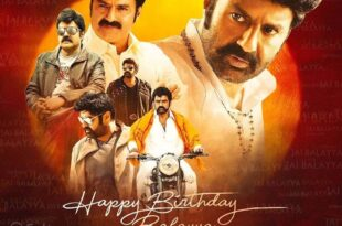 Balakrishna birthday