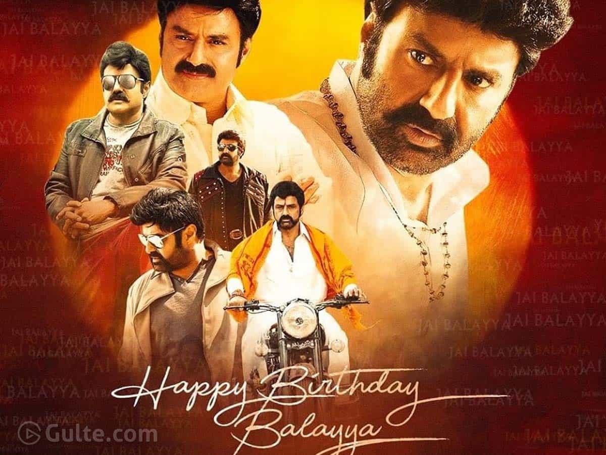 Balakrishna birthday