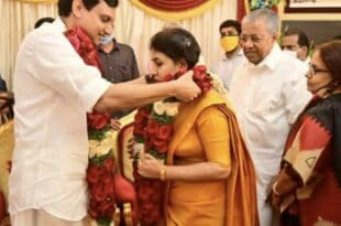 Kerala CM Vijayan
