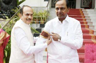 Telangana Home Minister