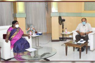 Governor Tamilasai(