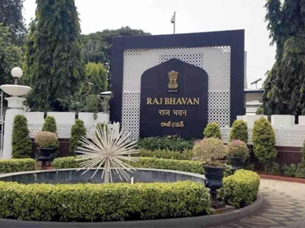 Telangana Raj Bhavan