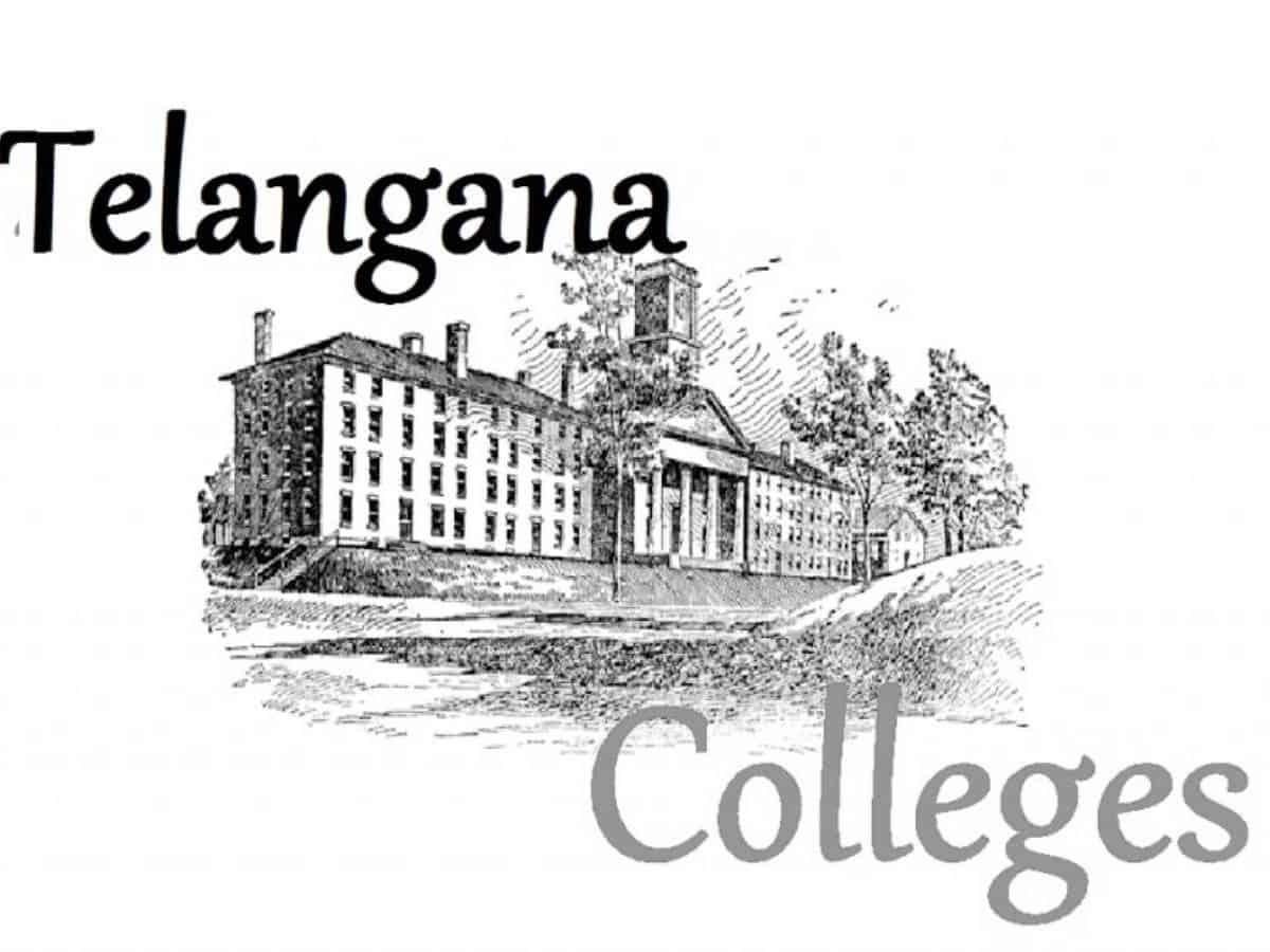 Telangana Colleges