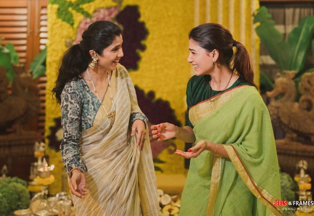 Samantha Chaitu Mother