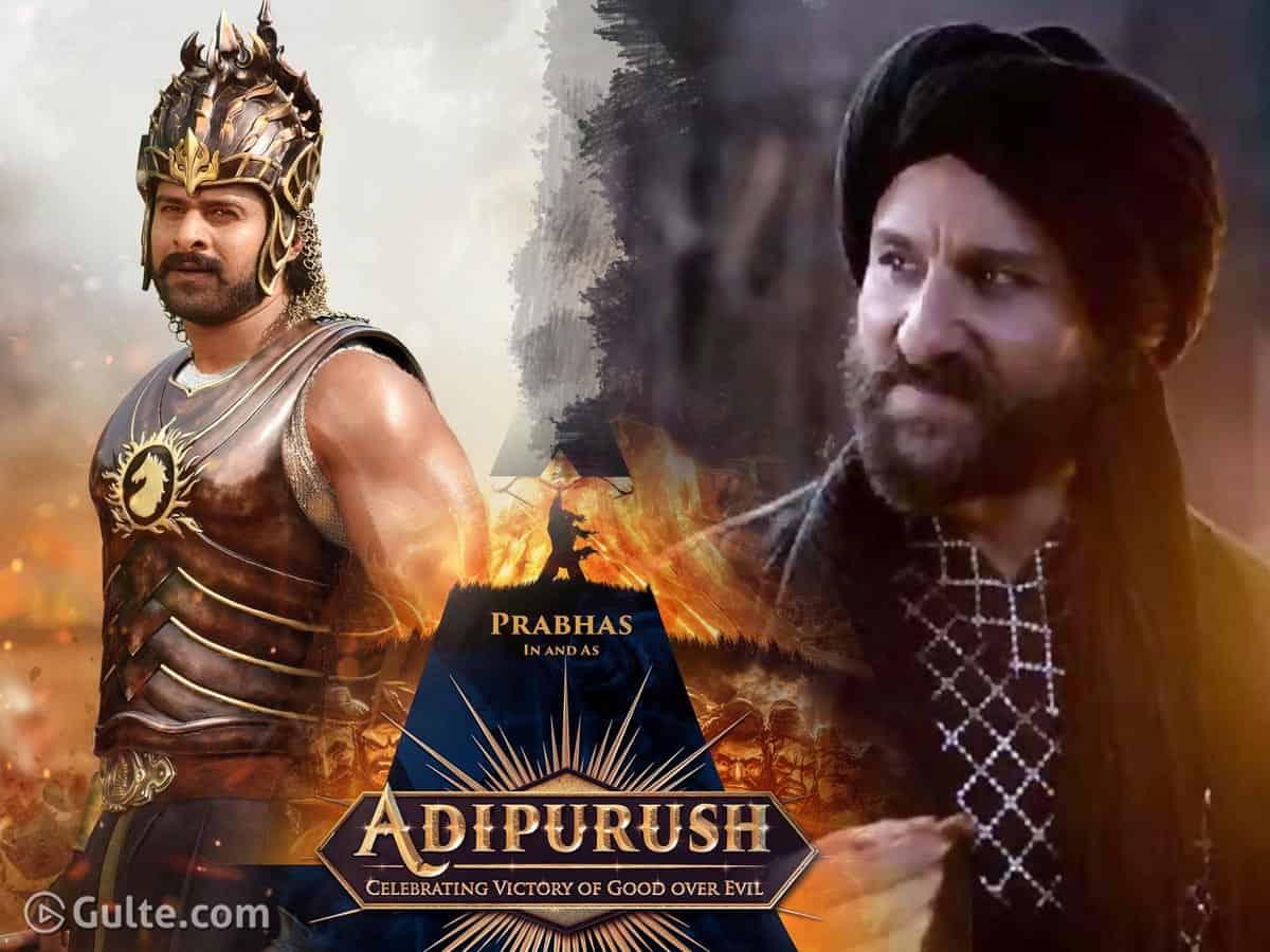 Adipurush Cannot Release On OTT : Saif