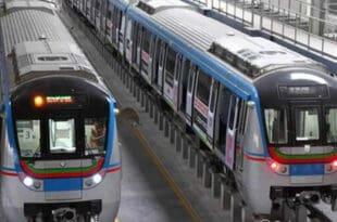 Hyderabaad Metro