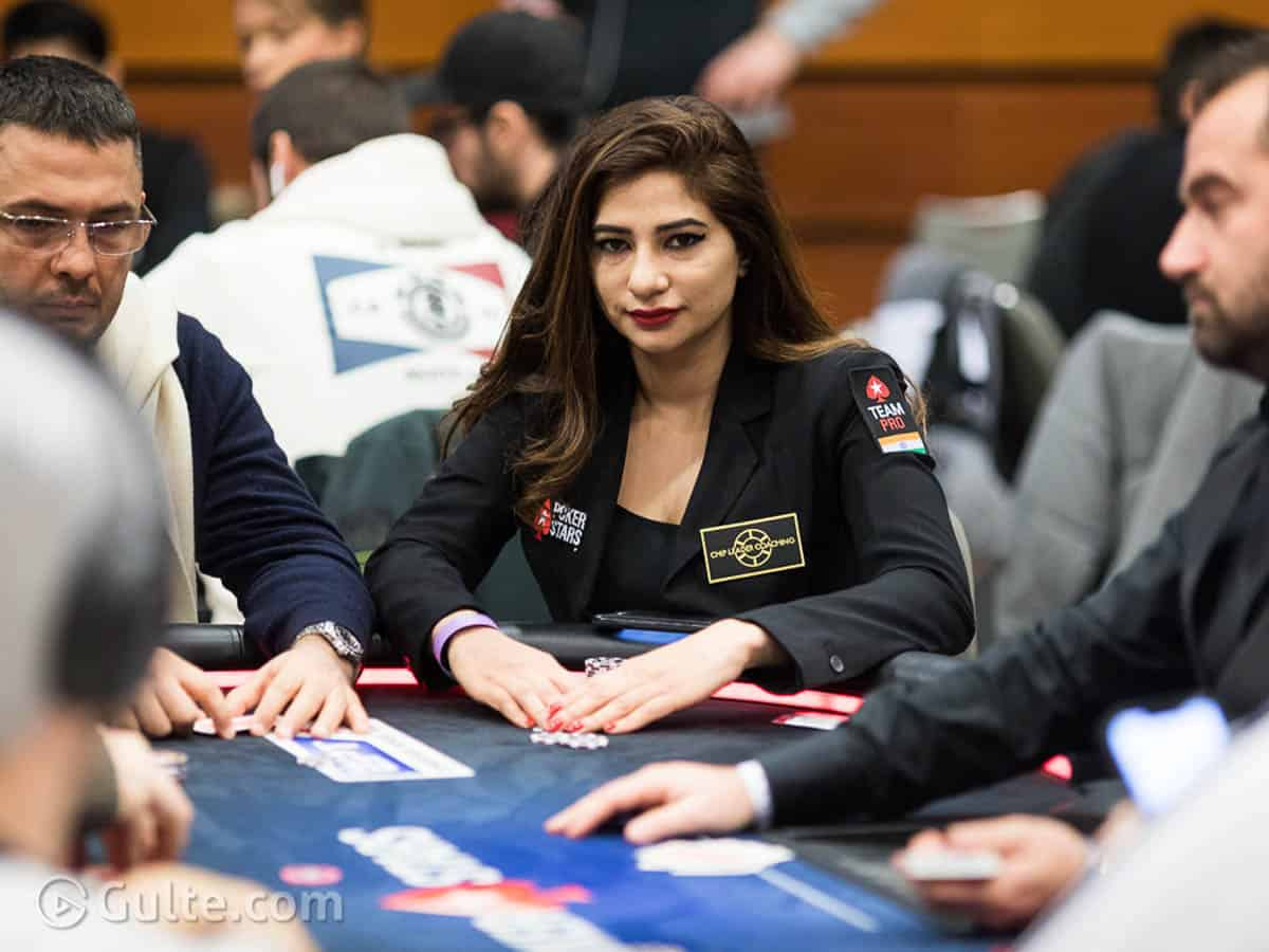 Meet The India's First Female Poker Player - Gulte