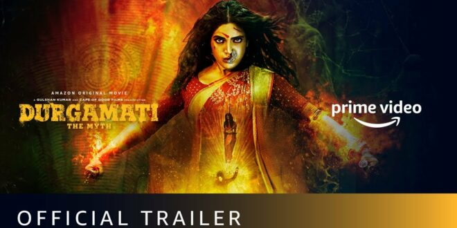 Trailer Talk: A Scene To Scene Copy Of Bhaagamathie - Gulte