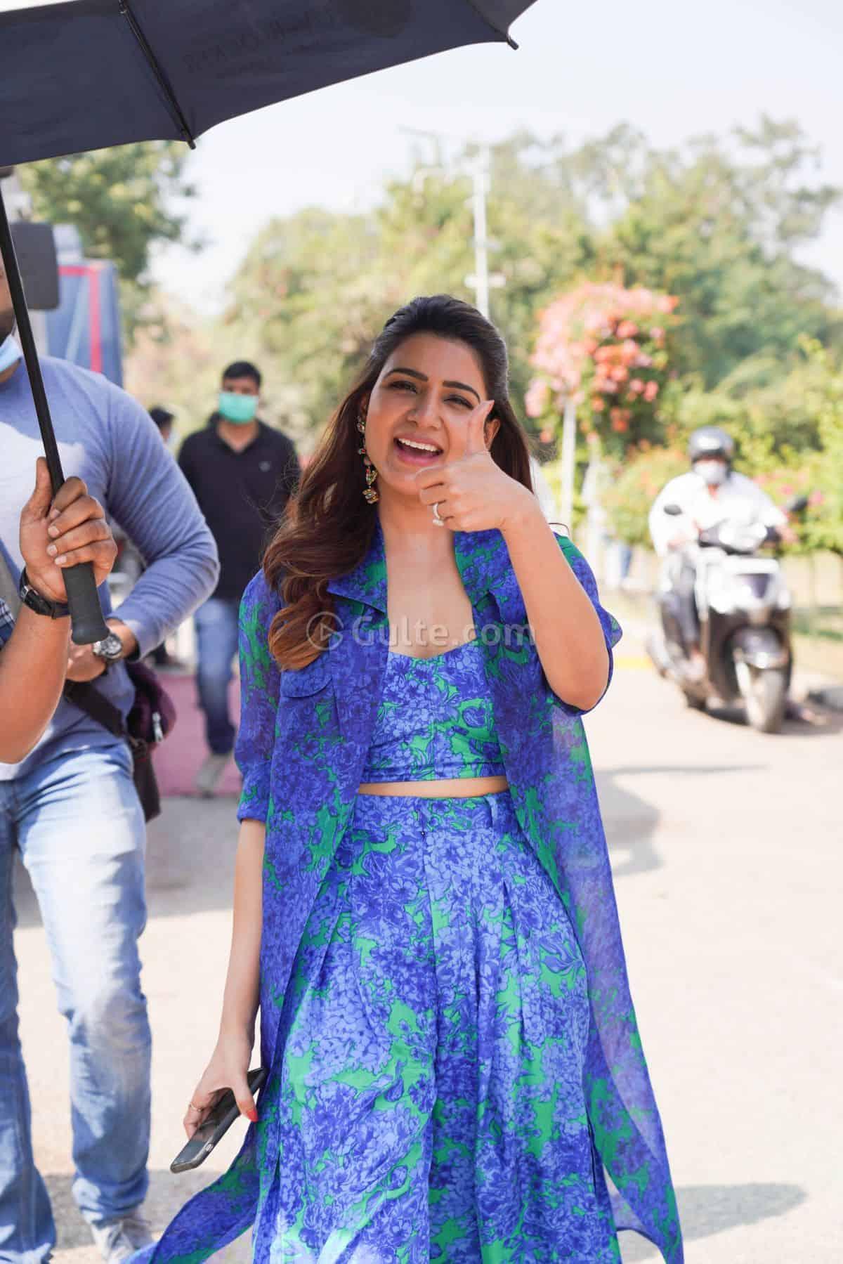 Aisha Sharma Aces Summer Fashion in Bold White Jumpsuit