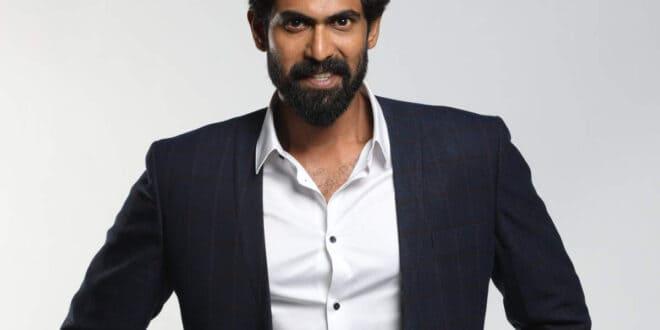 Rana On Acting In Drushyam 2! - Gulte
