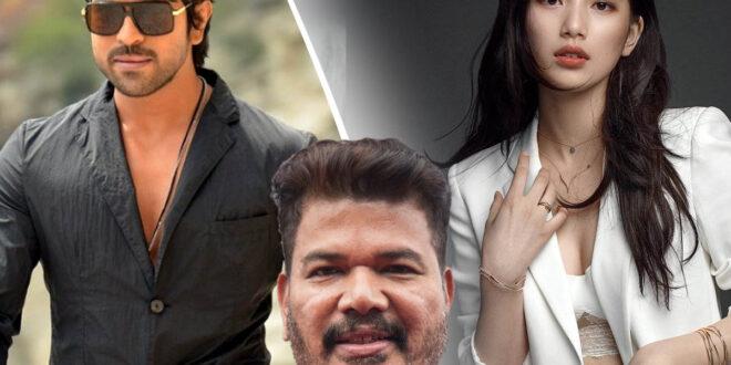 South Korean Actress For Charan-Shankar Film? - Gulte