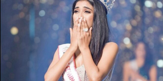 "'I worked at Pizza Hut & Call Centre"" – Miss India runner-up - Gulte"