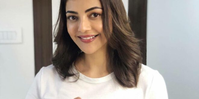 Kajal Aggarwal Opens Up On Bronchial Asthma - Gulte