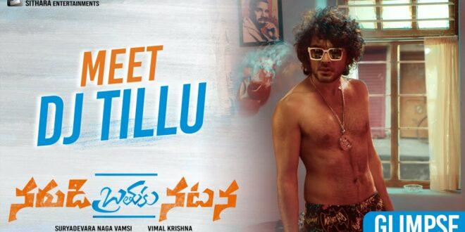 Watch: DJ Tillu From Narudi Brathuku Natana - Gulte