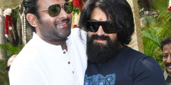 Prabhas Craze Increases Yash's Demand - Gulte