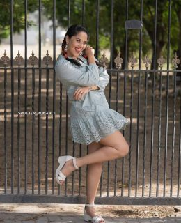 Anchor Anasuya Looks Incredibly Glamorous In Her Best Summer Style