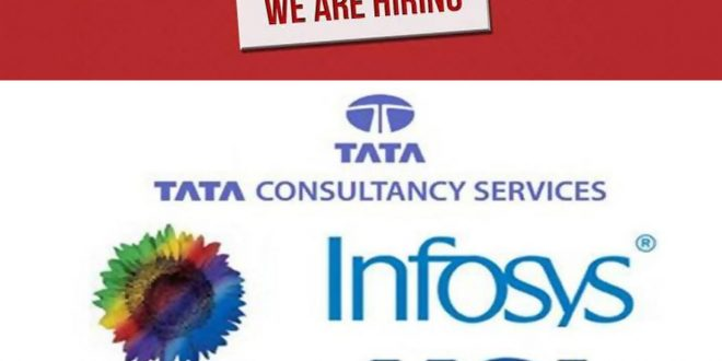 Good News For Freshers: 1 Lakh IT Jobs in 2021
