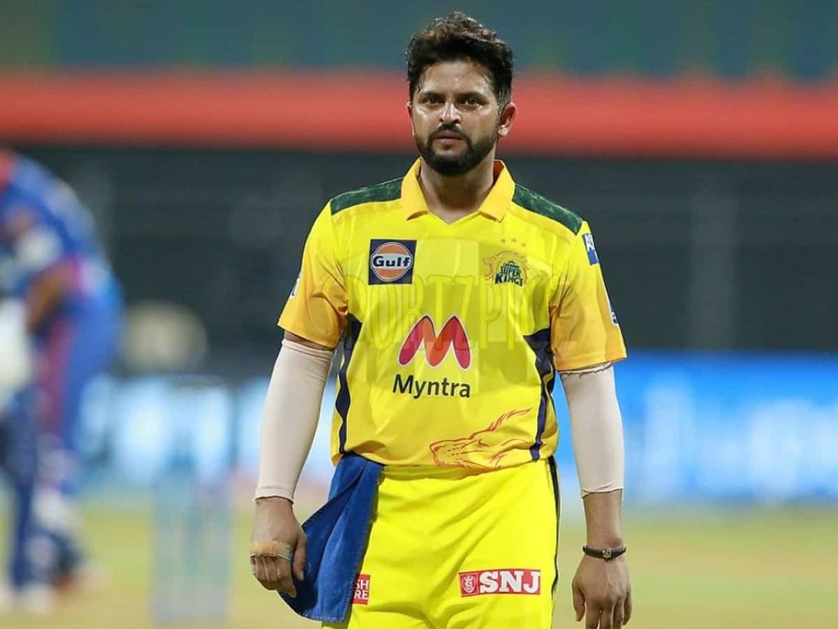 Suresh Raina Makes An IPL Comeback; Netizens Talks About 'Balcony' - Gulte