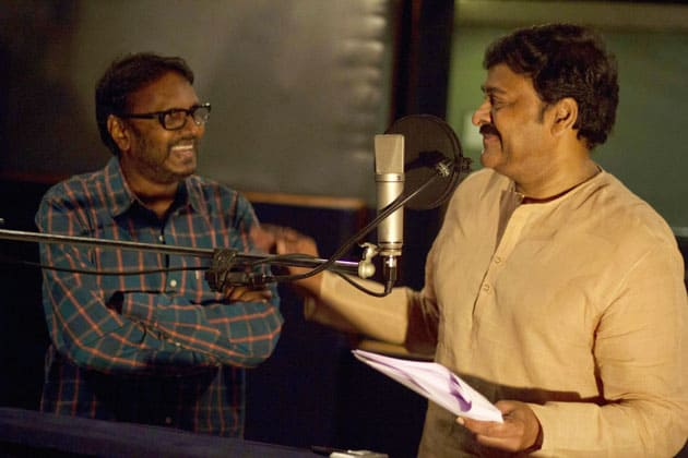 I Have Big Plans With Chiranjeevi: Gunasekhar - Gulte Ganasekhar