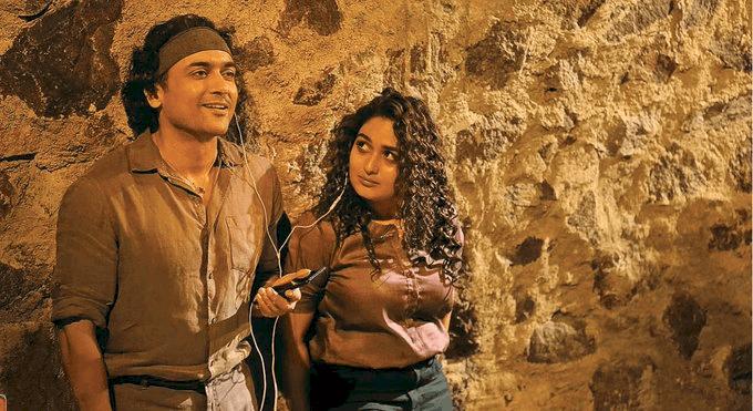 Suriya, Prayaga Martin