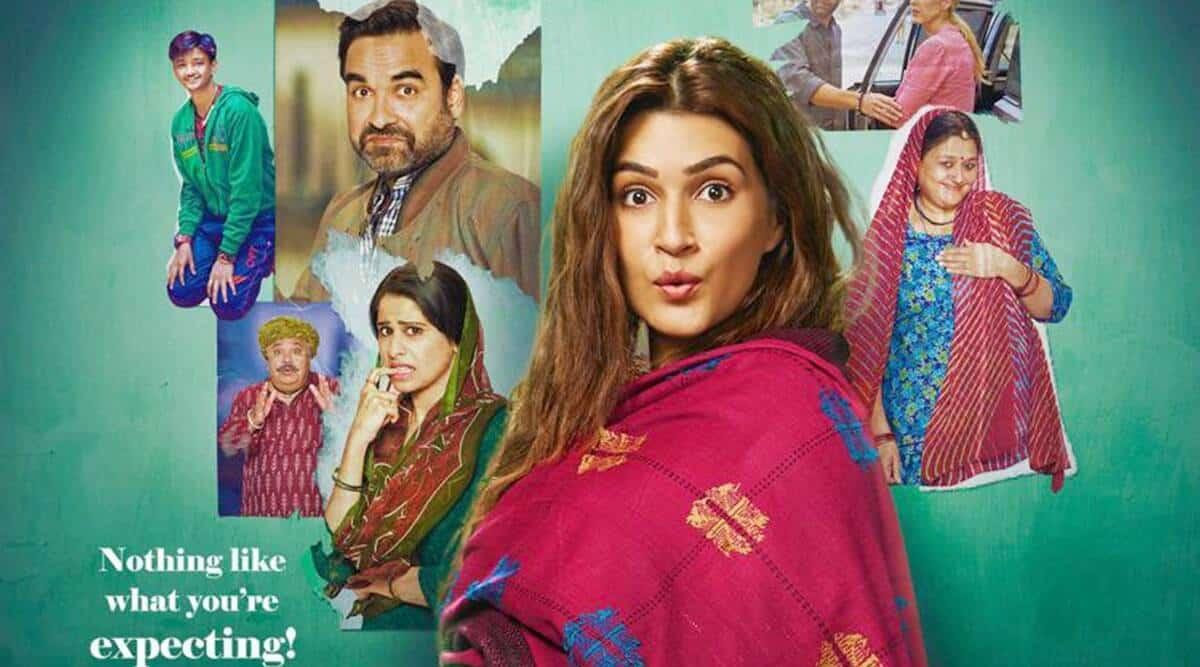 Download Mimi 2021 Hindi Full Movie HD Print Filmyzilla 720p