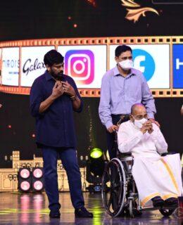 SIIMA Felicitation To Kala Tapasvi Vishwanath Garu