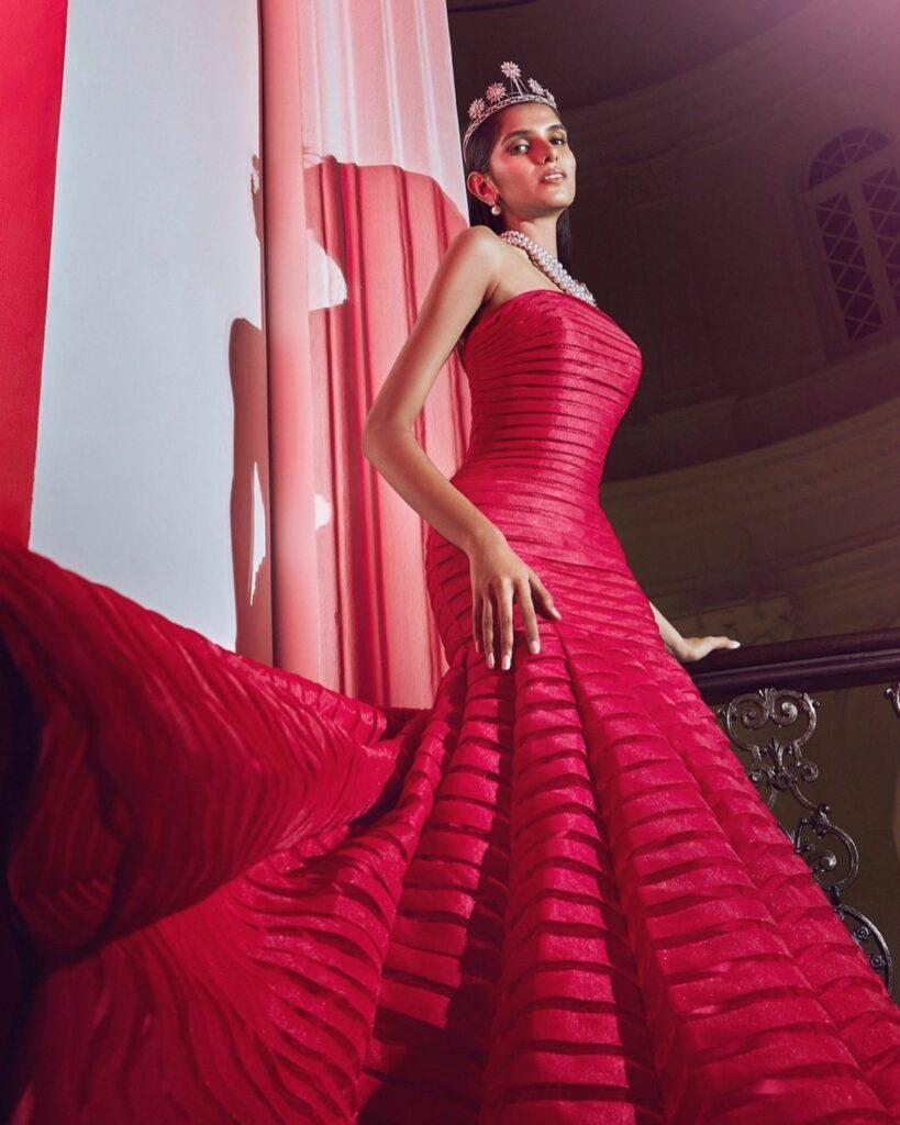 Miss Universe Nandita Banna