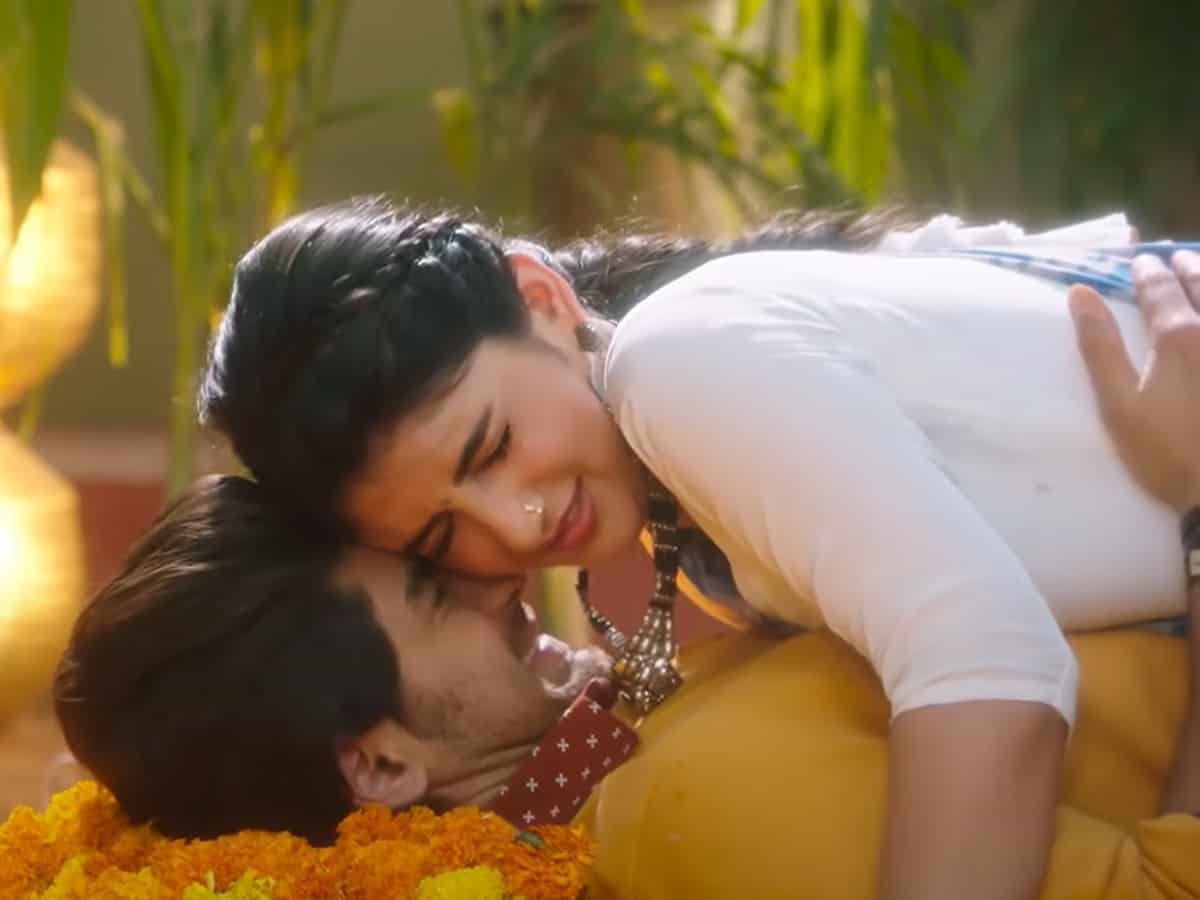 Pelli SandaD Teaser: Colorful With Catchy Visuals