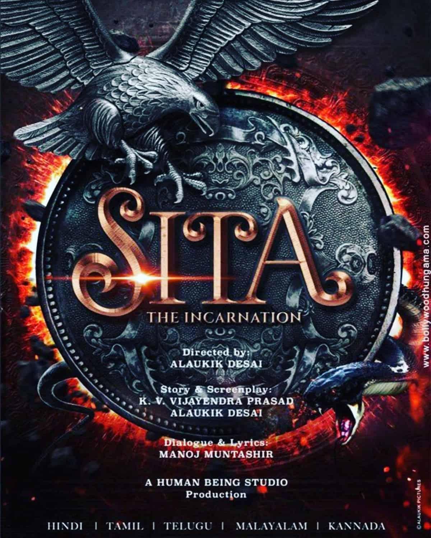 Kangana Ranaut's 'SITA The Incarnation' Poster
