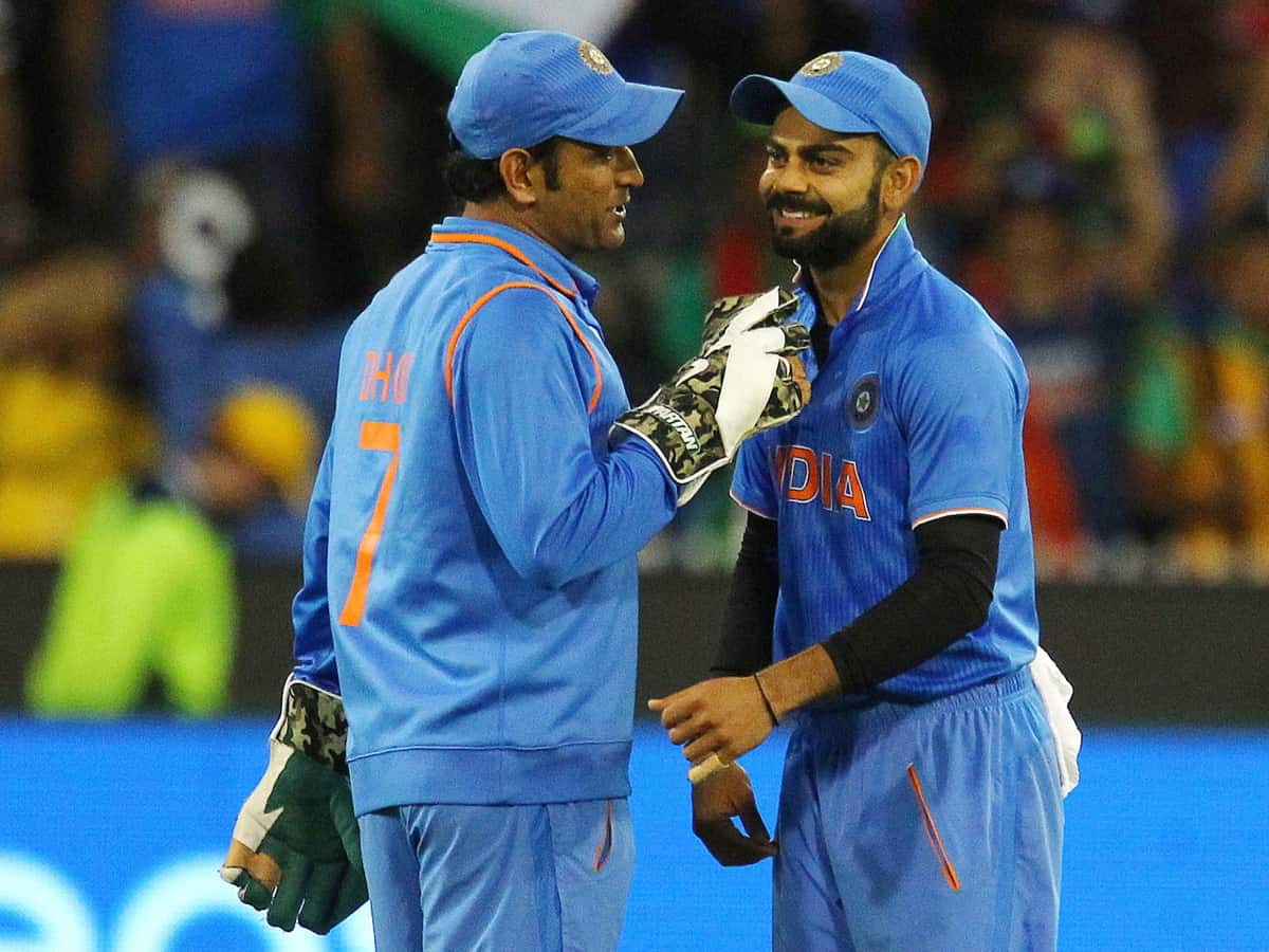 Breaking: MS Dhoni Turns Mentor For Team India -