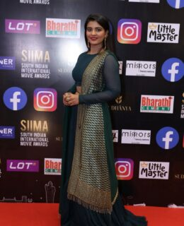 Aishwarya Rajesh At SIIMA Awards 2021