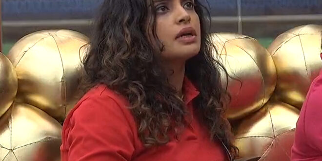 Bigg Boss Buzz: Sarayu Eliminated From The House! -