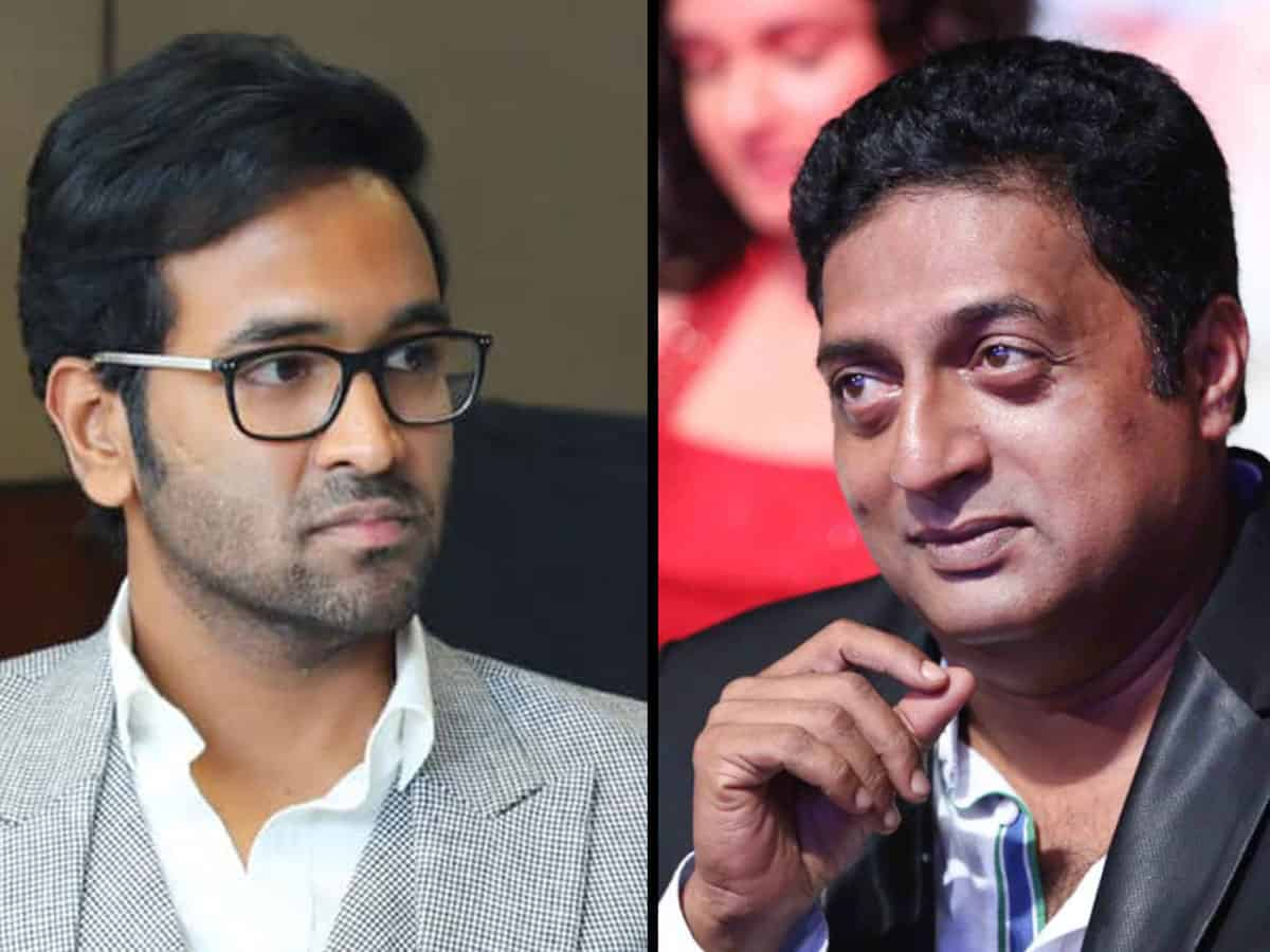 Your Film Budget Equals Pawan's Morning Show Collection', Prakash Raj To  Vishnu -