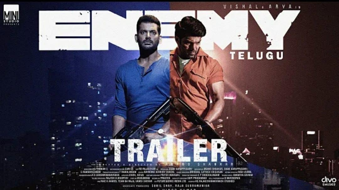 Enemy Trailer: Action Spectacle